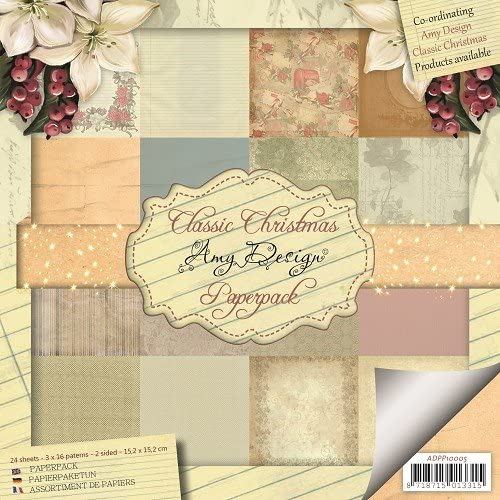 AMY Classic Weihnachten Paperpack