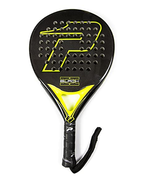 Power Padel Black Brillo II - Pala de pádel, unisex: Amazon.es ...