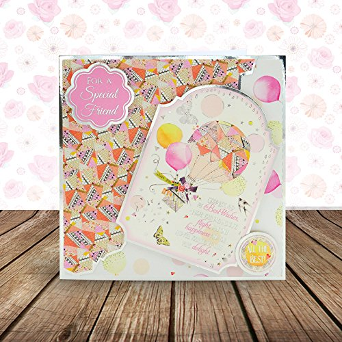 Hunkydory Window to the Heart Luxury Card Collection