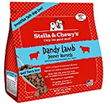 STELLA Raw Frozen Dandy Lamb Dinner Morsels Dog Recipe Meal All Natural 4lbs