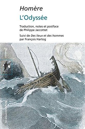 L'Odyssée - Prepas scientifiques 2017-2018 - Edition prescrite Poche – 7 février 2017 HOMÈRE Philippe JACCOTTET François HARTOG La Découverte