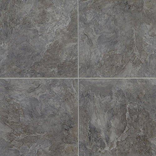 Mannington Hardware AT391 Adura Luxury Rushmore Vinyl Tile Flooring Cliffside