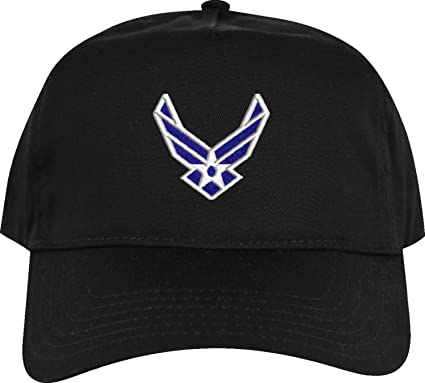 018d42cc641 Amazon.com  MilitaryBest U.S. Air Force Hap Wings Embroidered Cap ...