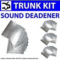 Zirgo 314145 Heat and Sound Deadener (for Jeep Jeepster ~ Trunk Compartment Kit)