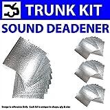 Zirgo 313950 Heat and Sound Deadener (for 50-88 Jaguar Trunk Compartment Kit 5061cm2)