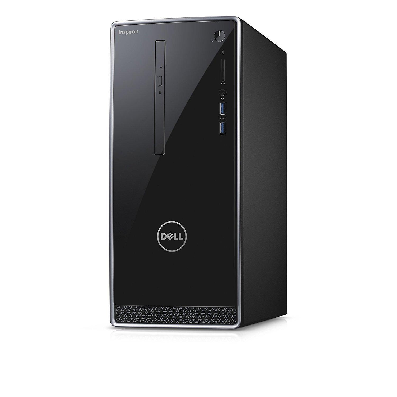 Dell Inspiron i3668 Desktop - 7th Generation Intel Core i7-7700 Processor up to 4.2 GHz, 32GB DDR4 Memory, 256GB SSD + 2TB SATA Hard Drive, Intel HD Graphics, DVD Burner, Windows 10 Pro by Dell_Computers (Image #4)