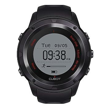Tpu banda reloj inteligente con ritmo cardíaco, sueño inteligente de seguimiento, alarma, cronómetro