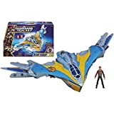 Marvel Guardians of the Galaxy - Electronic Milano Starship Playset with Starlord Action Figure