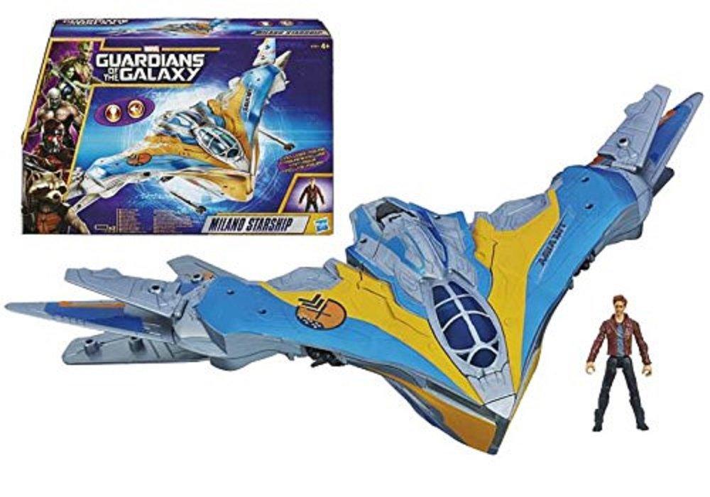 Guardians of the Galaxy Marvel Milano Starship Fahrzeug [UK Import] Hasbro 285 A7911