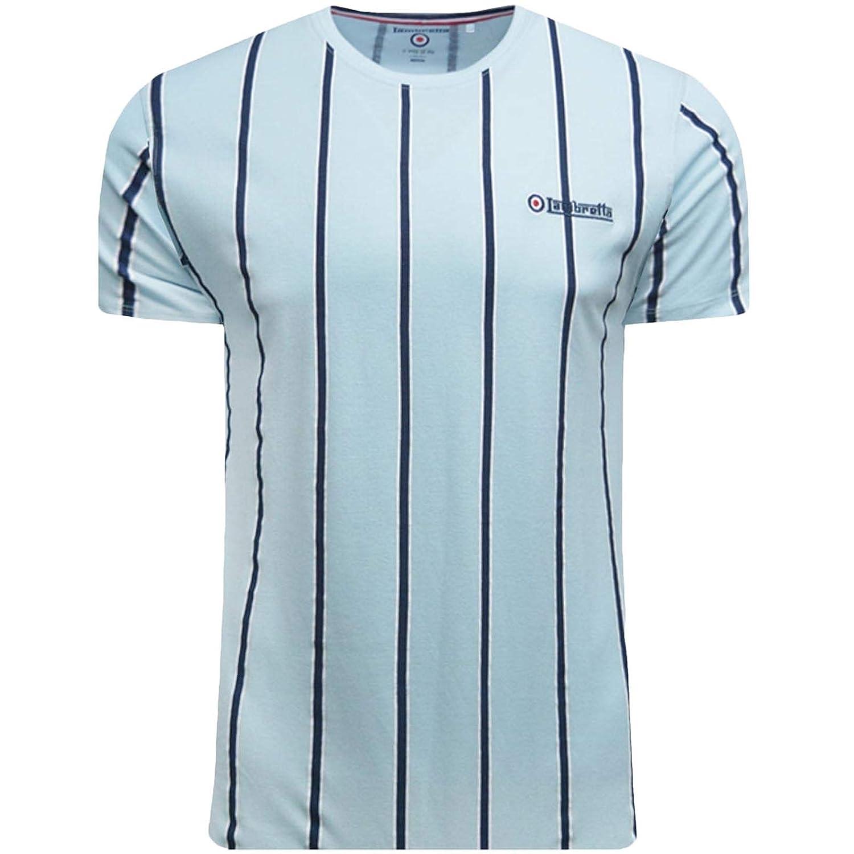 Lambretta - Camiseta de Manga Corta para Hombre: Amazon.es: Ropa y ...