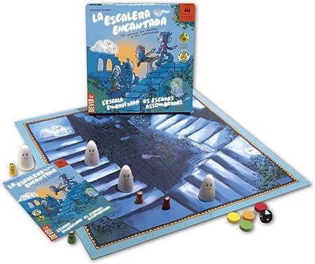 Devir - La escalera encantada (BGESCA): Amazon.es: Juguetes y juegos