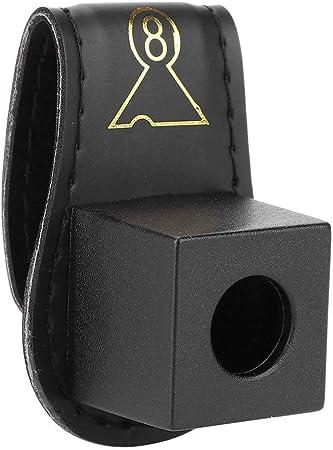 VGEBY Porta gessetti 2 Pezzi Porta gessetti da Biliardo da Biliardo Portatile Cue Clip da Cintura Magnetica Accessorio per Piscina