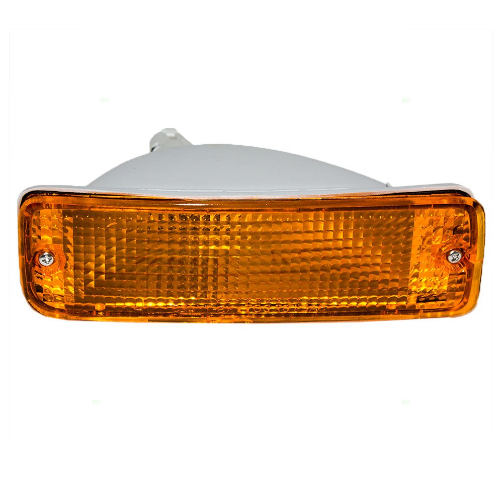 Passengers Signal Front Marker Light Lamp Replacement for Toyota Pickup Truck SUV 8151089134 AutoAndArt