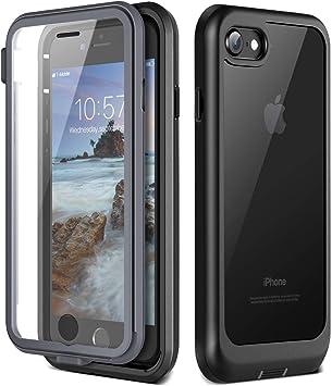 coque iphone 7 transparente 360