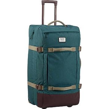 Amazon.com: Burton Exodus Roller Travel Bag Jasper Hthr Cordura NA ...