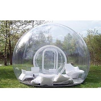 Amazon.com: Tienda de campaña hinchable con burbujas ...
