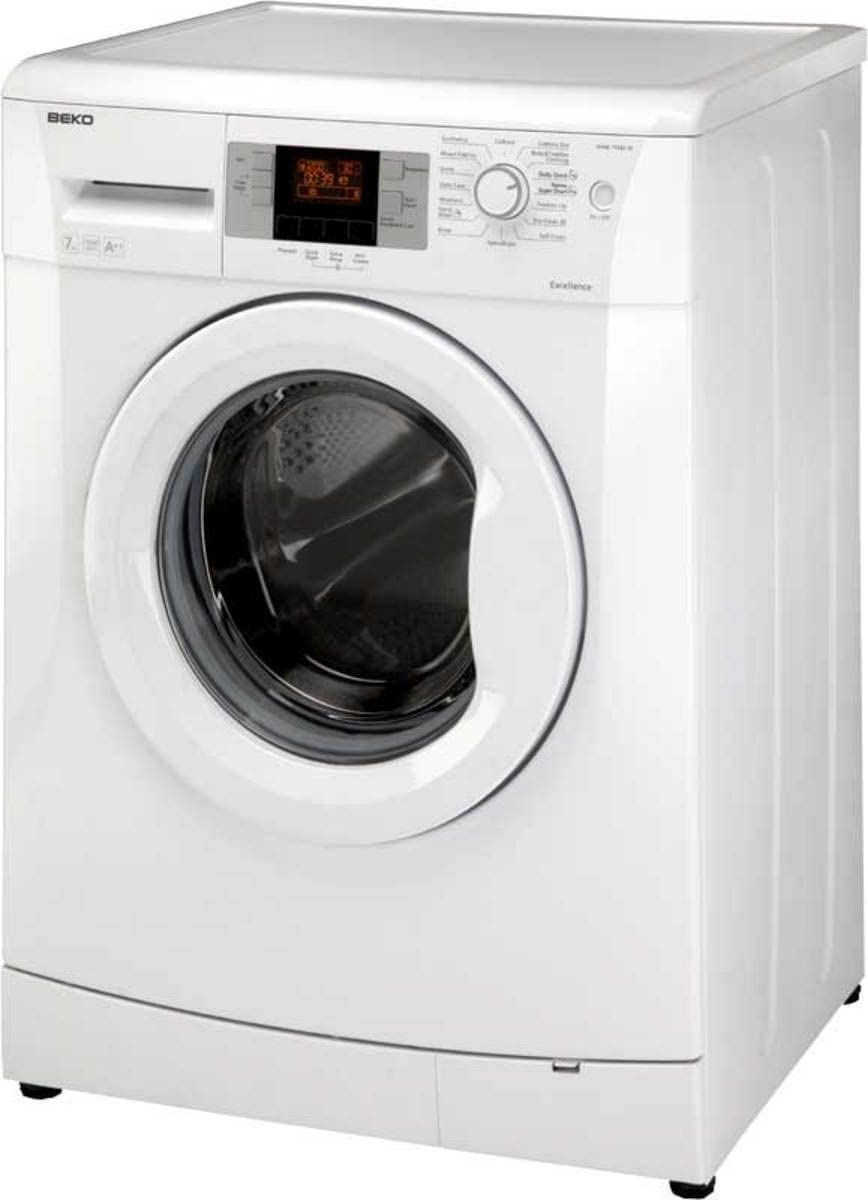 Beko WMB71642 Excellence Independiente Carga frontal 7kg 1600RPM A ...