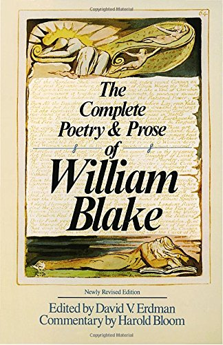 The Complete Poetry   Prose Of William Blake