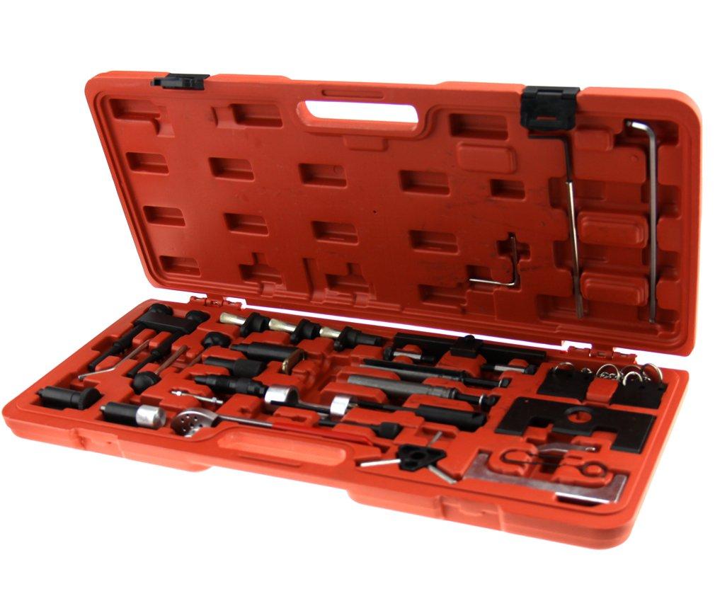 Diesel Gasolina Master juego de herramientas para encendido de motor herramienta para VW Audi Skoda: Amazon.es: Hogar