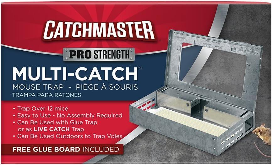 Catchmaster 606MC Mechanical Metal Multi-Catch Trap