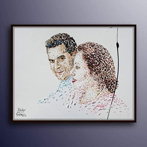 3fd0239858392 Amazon.com: Custom painting 40