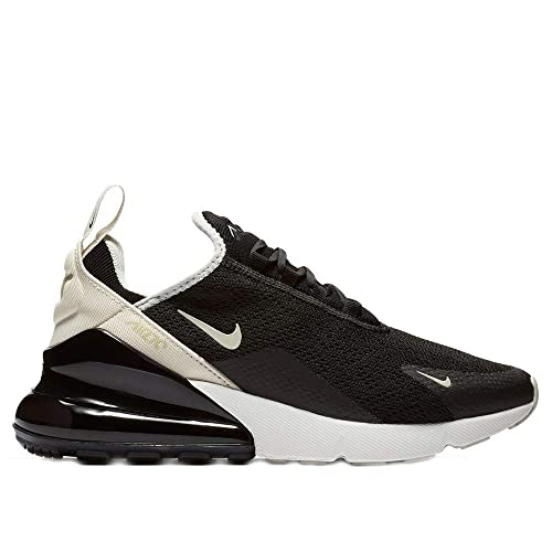 | Nike Women's Air Max 270 Leather Casual Shoes