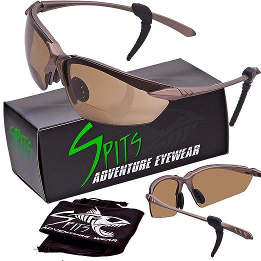 b571e46808d5 Amazon.com: Cadence Cycling/Running Bifocal Sunglasses (Black Frame ...