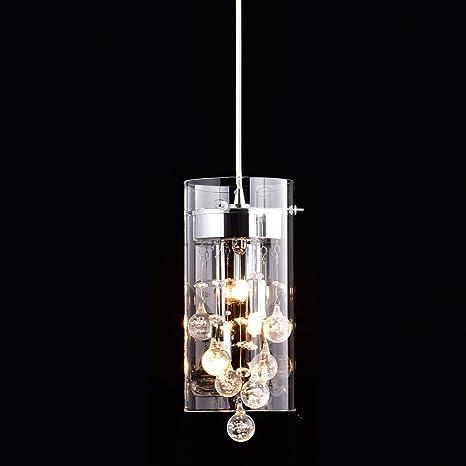 Amazon.com: Truelite Modern G9 lámpara con pendientes ...