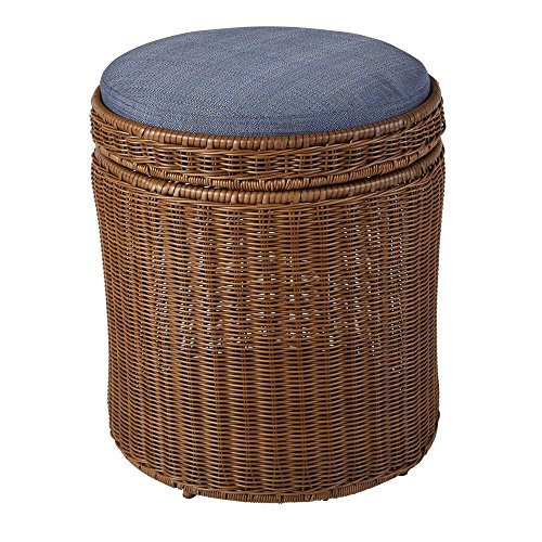 hampton-bay-spring-haven-brown-all-weather-wicker-patio-storage-stool-with-sky-blue-cushion