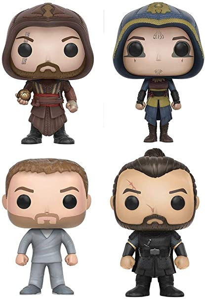 Assassin/'s Creed Film Ojeda POP Vinyl Figure