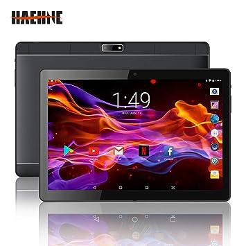 Amazon.com: Haehne 10 pulgadas Android 6.0 Tablet PC, 3G ...
