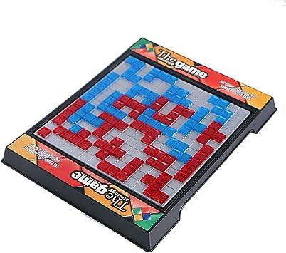 JWBOSS 1 Pieza Inteligencia Desarrollo Diamond Puzzle Game 2 Jugadores Juego de Mesa Rompecabezas para niños: Amazon.es: Juguetes y juegos