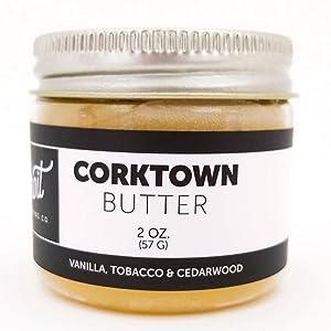 Detroit Grooming Co. Beard Butter - 2 oz. Corktown
