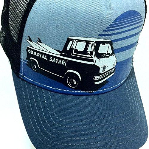 hombre azul Gorra para negro Unbekannt de béisbol x81wCn