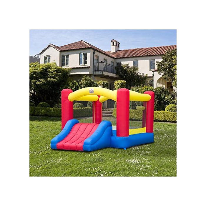 61ohJIGIhIL ✅Estructura hinchable modelo castillo ✅Castillos inflables niños de 3 a 10 años ✅Castillo inflable sólo para uso privado
