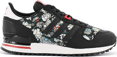 adidas ZX 700 W BA9313 Chaussures de Femme Noir Chaussures