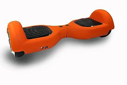 HOROES 360° Hoverboard Funda Protectora Cubierta Carcasa de Silicona para 6.5