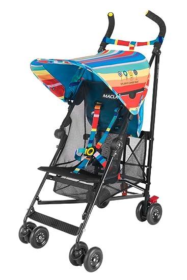 4446816fe4f Amazon.com   Maclaren Dylan s Candy Bar Volo Stroller - Super ...