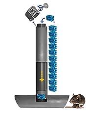 Trappola Topi Esche Topicide Velenose Ristoramatic HACCP Distributore Erogatore per Ratti e Topi