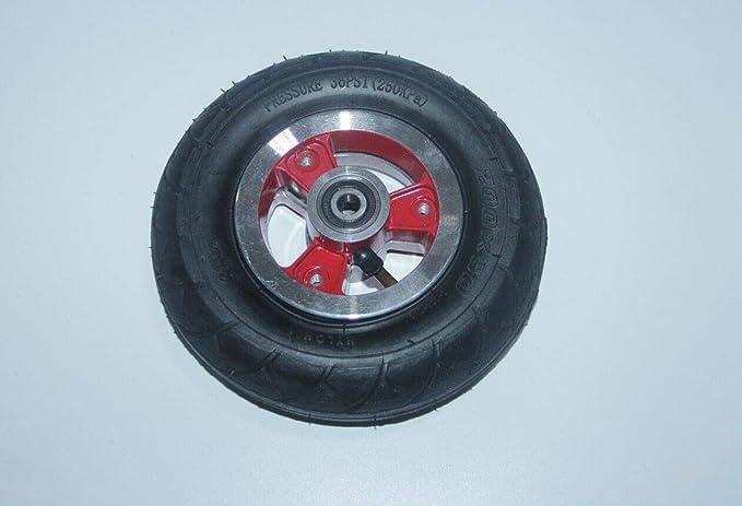 200x50 aluminum scooter split wheel rim