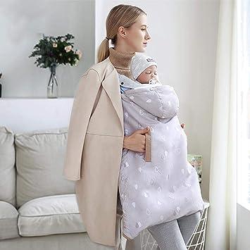 per Mochila Portabebés con Capucha Mantas para Bebés Mantas ...