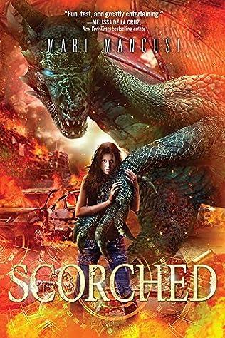 Scorched (Scorched Trilogy, book 1) by Mari Mancusi