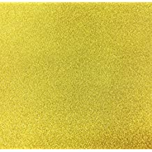 TooMeeCrafts 10pcs A4 Sheets Glitter Cardstock Card Making Diy Material Sparkling Craftwork Scrapbooking Colour Gold