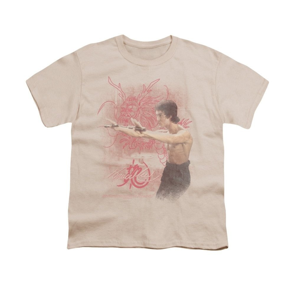Bruce Lee Power Of The Dragon Youth T-shirt