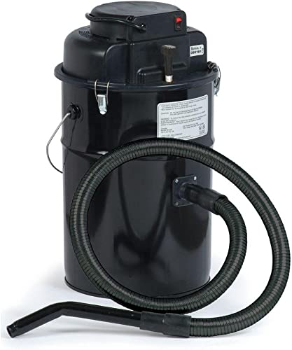 Cougar Ash Vacuum, Black, Made in the USA