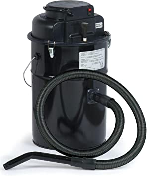 Made in the USA Love-Less Ash Co Cougar+ Ash Vacuum Black A0500
