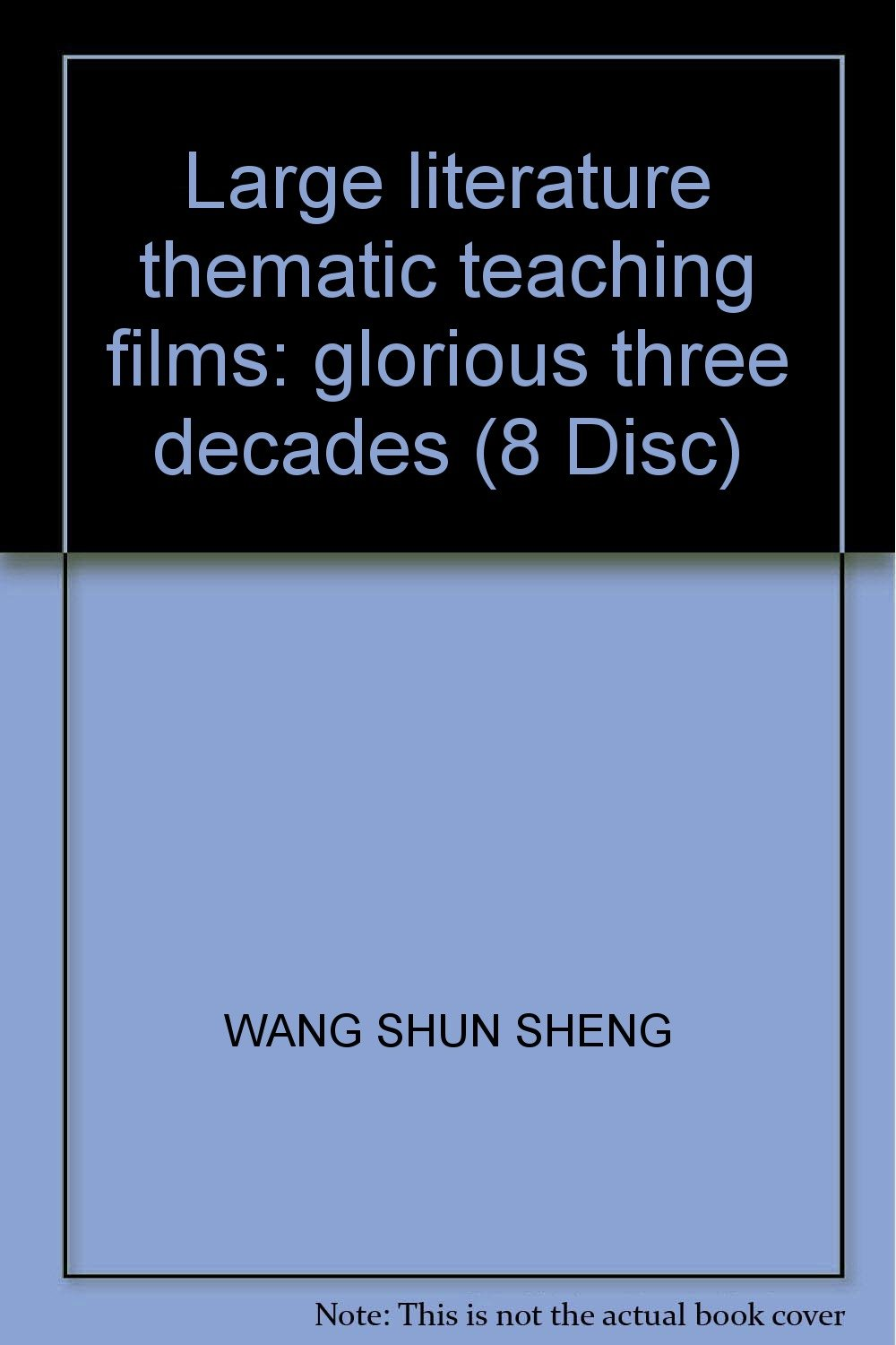Large literature thematic teaching films: glorious three decades (8 Disc) PDF