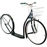 """Amish-Made Deluxe Kick Scooter Bike - 24"""" Wheel (Adult Size)"""