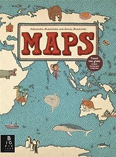 Maps activity book amazon aleksandra mizielinska daniel maps gumiabroncs Image collections
