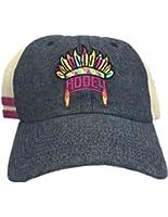 9d2485913904b ... shop hooey girls blue indian feather trucker hat 1678t dkh 9a3dc d2f22